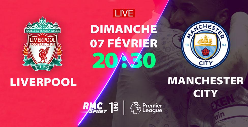 Liverpool v/s Man City et Man Utd v/s Everton : deux matchs palpitants à suivre en LIVE sur my.t ce week-end