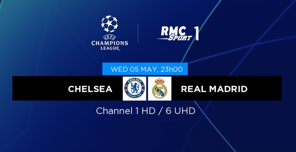Champions League : suivez les demi-finales retour en direct sur my.t