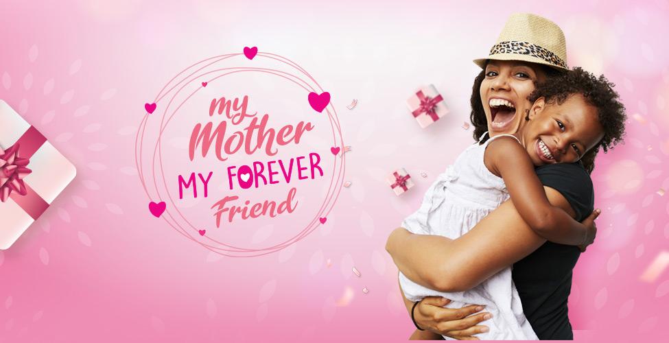 Célébrez la fête des mères avec my.t