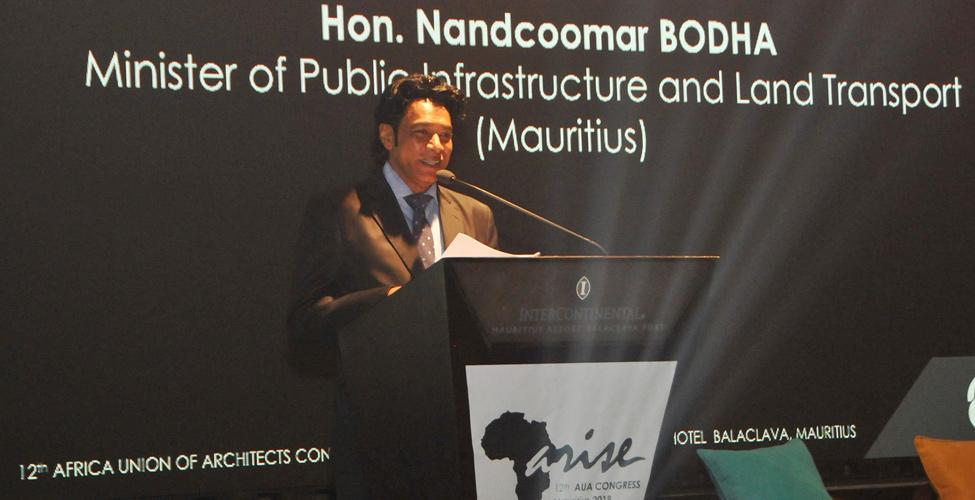Le ministre Bodha souligne l'importance de l'architecture durable