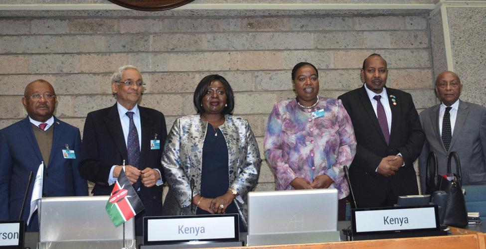 Commission de l'océan Indien : approche globale de la lutte contre la piraterie maritime