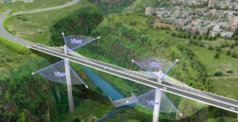 Programme de décongestion routière : déviation de la circulation en raison de la construction de la 'Link road' A1 - M1 de Sorèze à Chebel