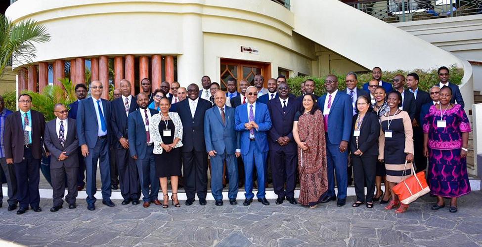 'Intergovernmental Committee of Experts' pour l'Afrique australe : la Renaissance africaine mise sur le potentiel de l'économie bleue
