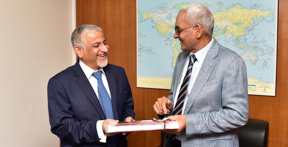 Maurice et le Pakistan veulent raffermir leurs relations bilatérales
