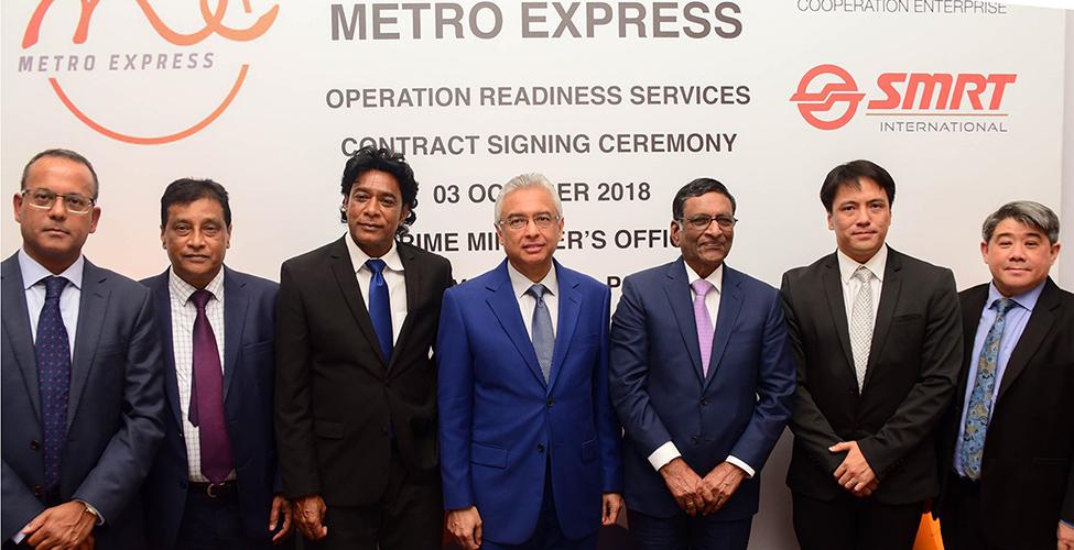 Metro Express : une nouvelle unité pour réguler les fonctions ferroviaires