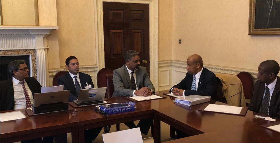 A Londres, les ministres de la Justice et Attorneys General du Commonwealth évoquent les défis des petites juridictions