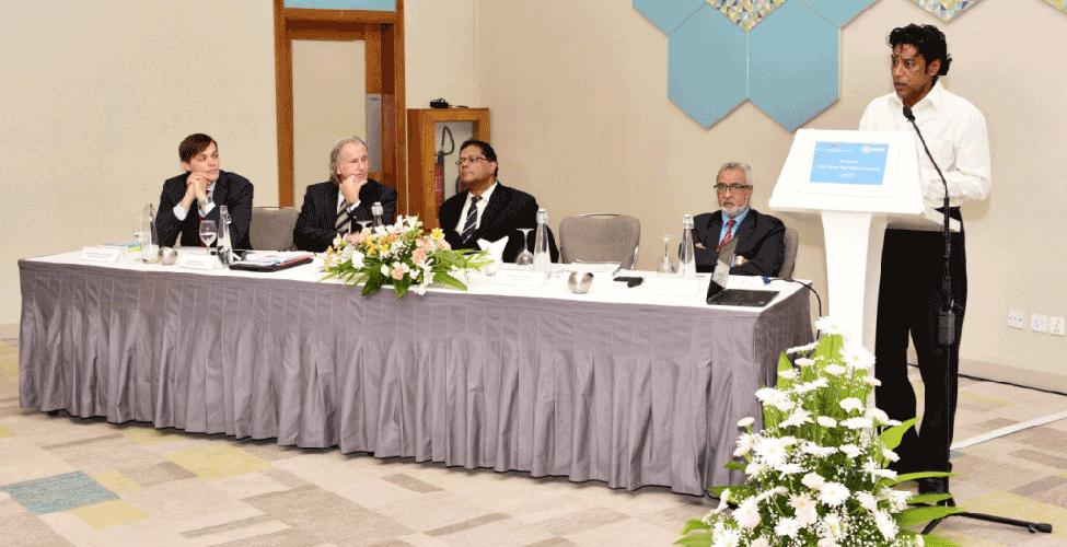 Sécurité routière : le ministre Bodha souligne l'importance d'établir des normes internationales