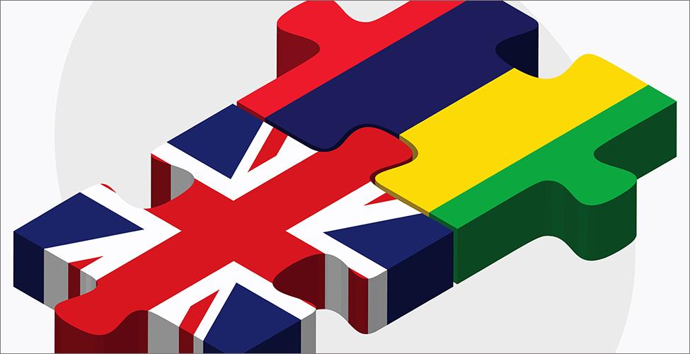 Post-Brexit : Maurice et le Royaume uni s'engagent dans un nouvel accord commercial
