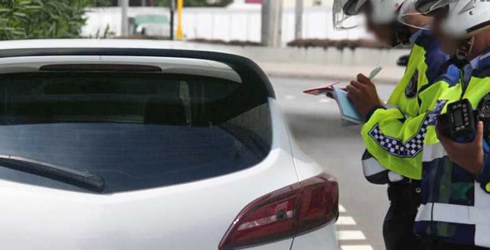 Sécurité routière : 859 contraventions dressées le week-end dernier