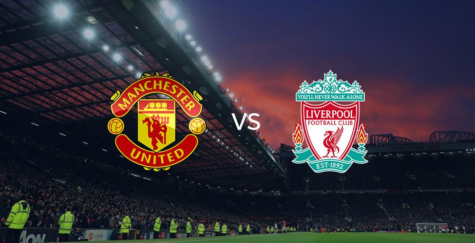 Le choc Manchester United v/s Liverpool en direct sur my.t dimanche 24 février à 18h05