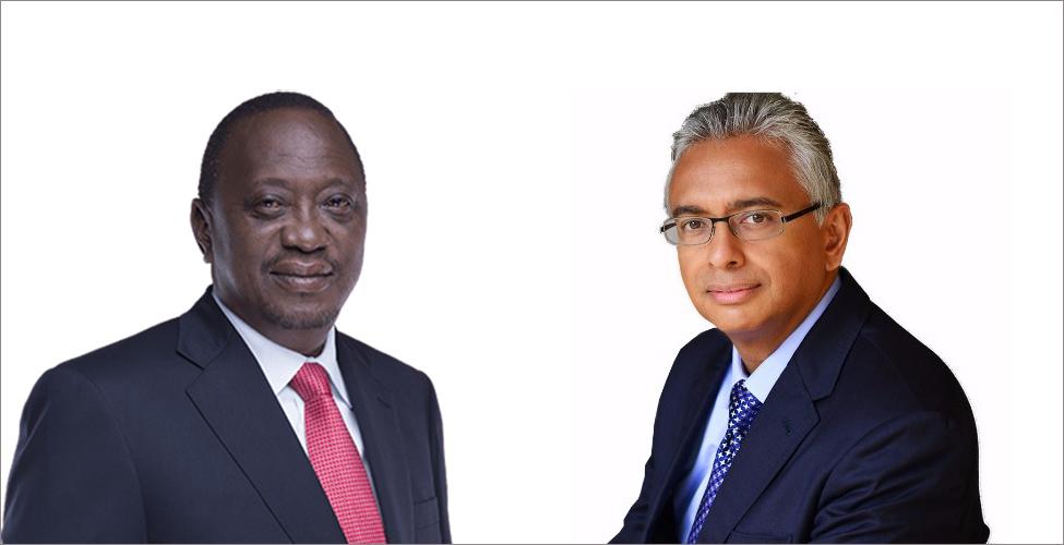 State visit of President Uhuru Kenyatta: Mauritius and Kenya enhance cooperation in several fields