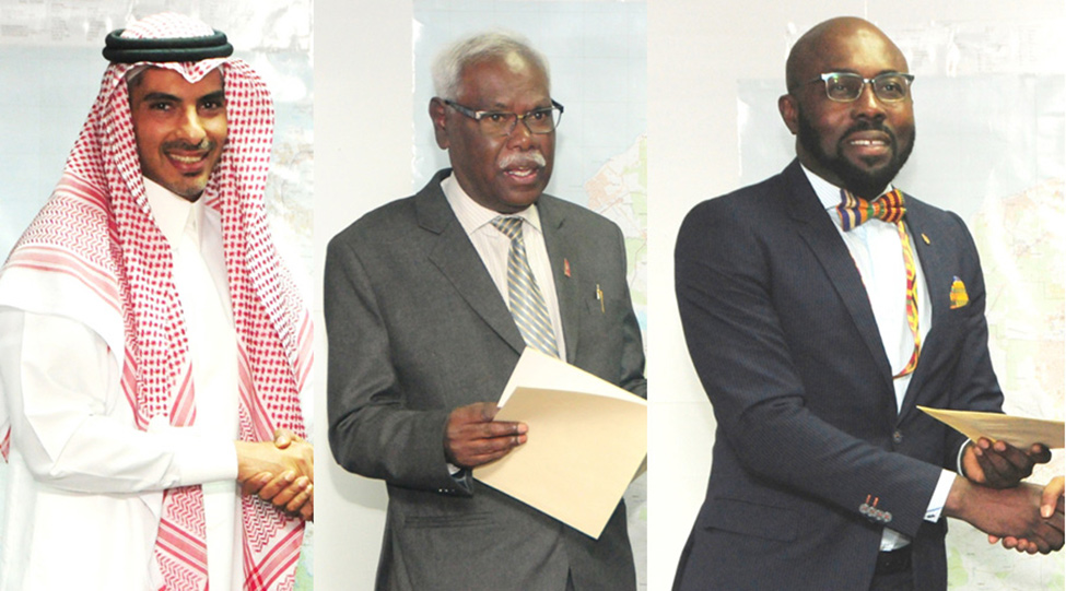 Trois nouveaux consuls pour se rapprocher davantage des pays amis