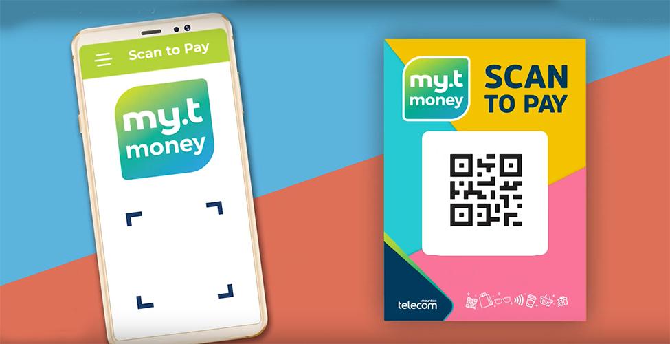 Scan to Pay - Payez directement avec votre smartphone ; c'est simple, rapide et sûr