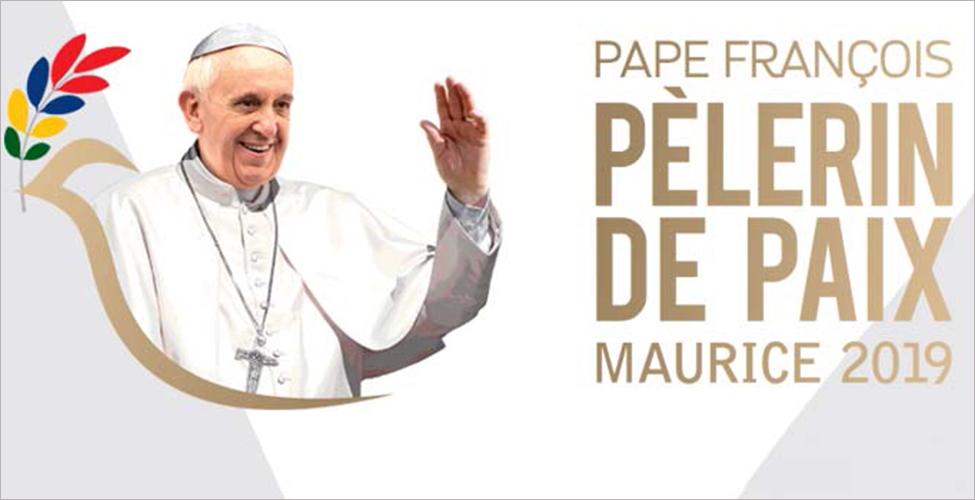 Visite de Sa Sainteté le Pape François à Maurice: informations pratiques sur la journée du 9 septembre 2019