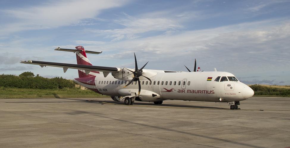 Air Mauritius : tous les vols vers Rodrigues suspendus jusqu'au 30 juin 2020