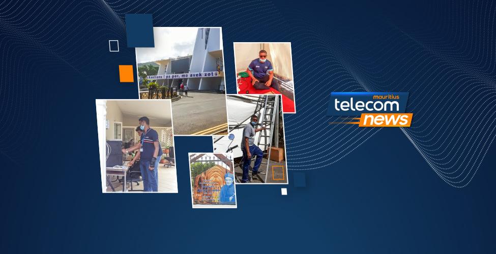 Pèlerinage du Père Laval : Mauritius Telecom soutient le Diocèse
