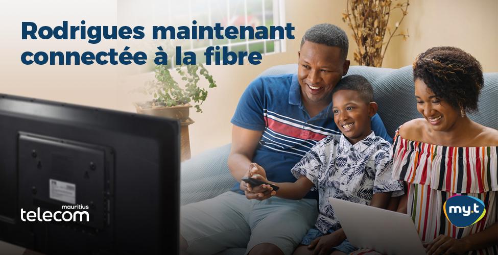 L'internet ultra rapide arrive à Rodrigues