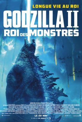 Godzilla 2, Roi Des Monstres (3 D)