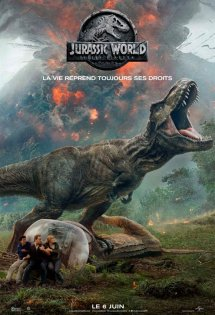 Jurassic World 2 : Fallen Kingdom (3 D)