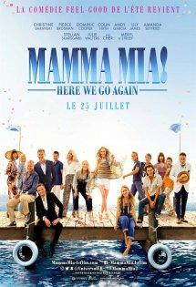 Mama Mia! Here We Go Again.