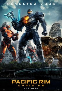 Pacific Rim 2 : Uprising (3 D)