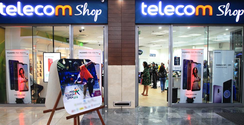 Les heures d'ouverture des Telecom Shops étendues pour la fête des mères