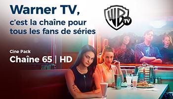 Warner TV sur my.t