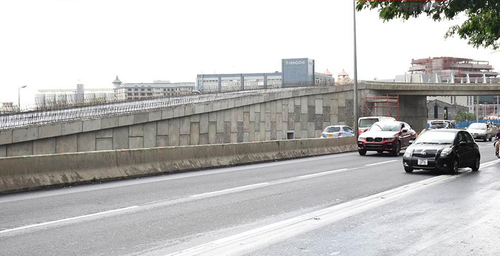L'autopont de Decaen accessible à partir du 26 novembre