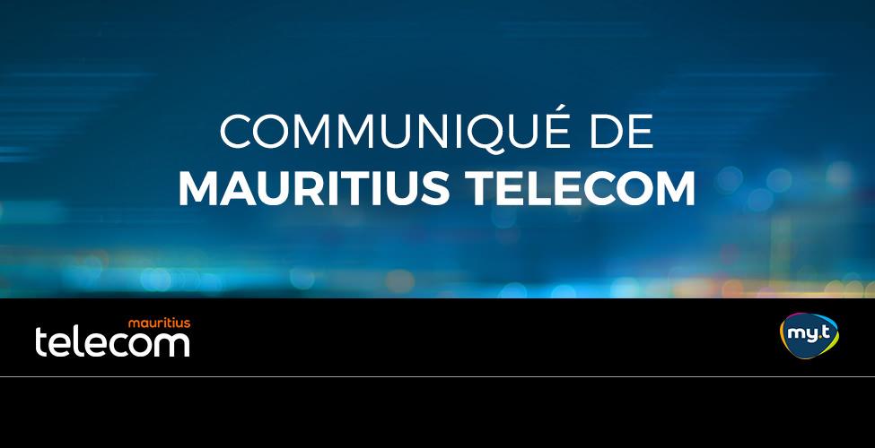 Travaux de rehaussement sur le réseau de Mauritius Telecom dans la région de Flacq