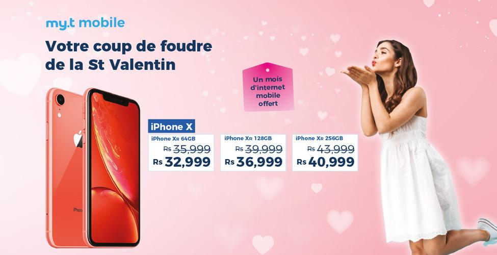 La St Valentin continue dans les Telecom Shops