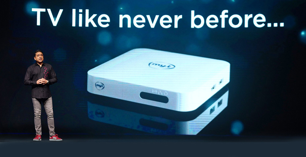 my.t 4K Smart Box : la télé comme vous ne l'avez jamais vue