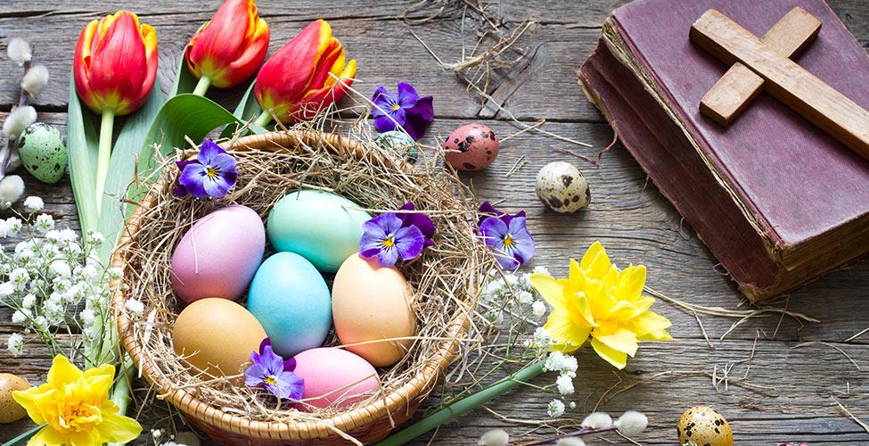 Pâques célébrée ce dimanche 21 avril