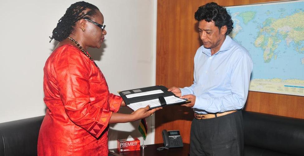 La nouvelle représentante du PNUD à Maurice met l'accent sur le changement climatique et l'économie bleue