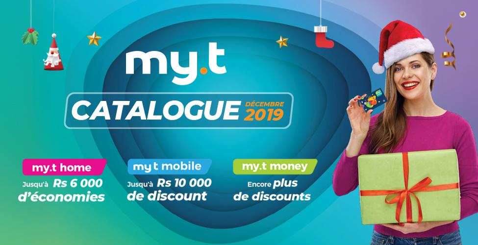 my.t catalogue 2019 : découvrez notre panoplie de produits et services et nos offres promotionnelles