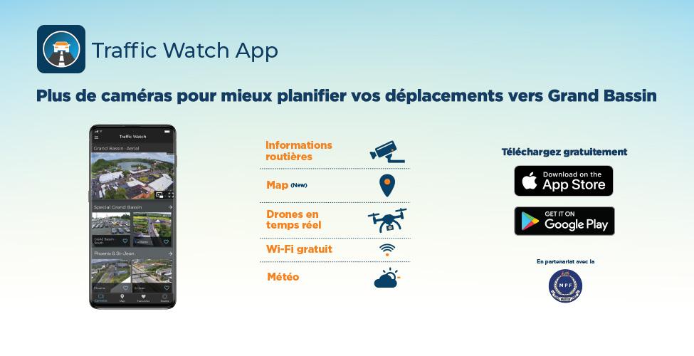 Traffic Watch : plus de caméras pour faciliter davantage votre pèlerinage vers Grand Bassin