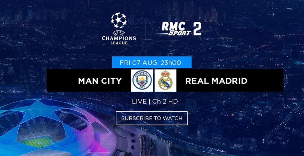 Ligue des Champions  : vivez les 8e de finale en LIVE avec my.t