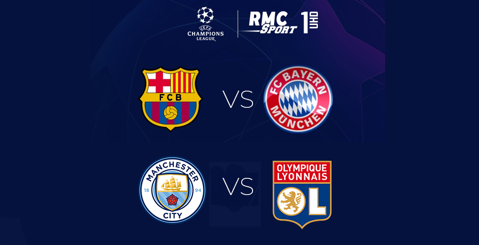 La Champions League et l'Europa League sont sur my.t