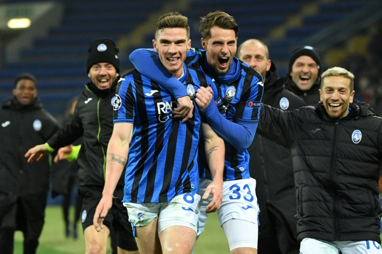 'Chasing the dream': Atalanta ride wave of remarkable run in Champions League