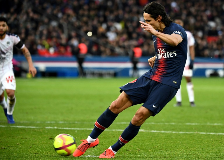 PSG's Cavani likely to miss Man Utd game: Tuchel