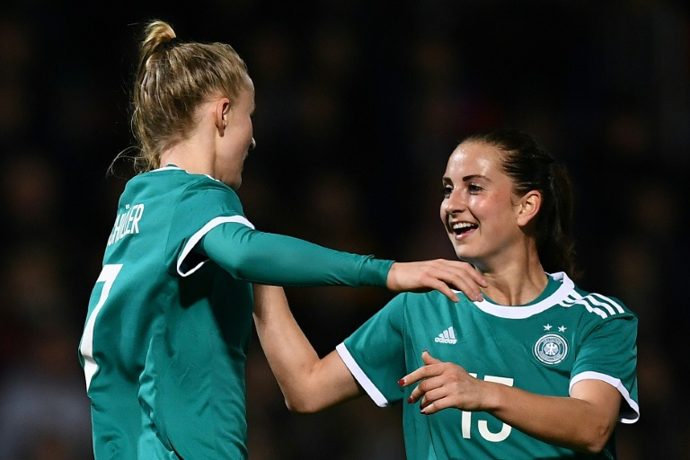 Germany down women's World Cup hosts France in friendly