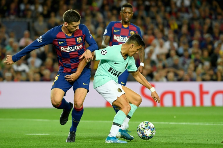 Lenglet adds to Barca defensive worries for trip to Leganes