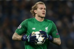 Karius suffered concussion in Champions League final - doctors