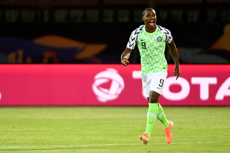 Ighalo boosts Golden Boot hopes as Nigeria finish third