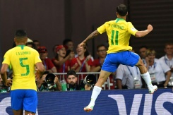 Profligate Brazil held by stubborn Switzerland