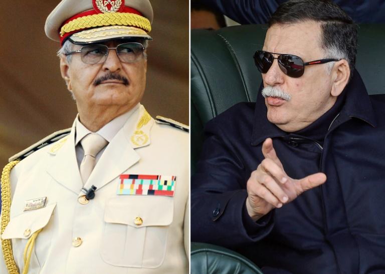 L'homme fort de l'est libyen ordonne à ses troupes d'avancer sur Tripoli