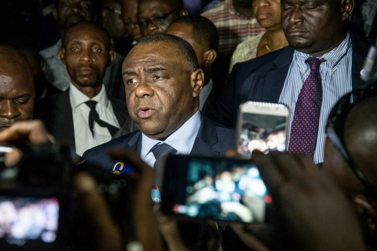 RDC: la candidature de Bemba irrecevable, la tension remonte