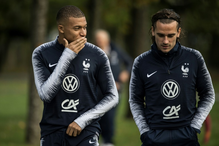 Mbappe 'not ready' after thigh injury, leaves France squad