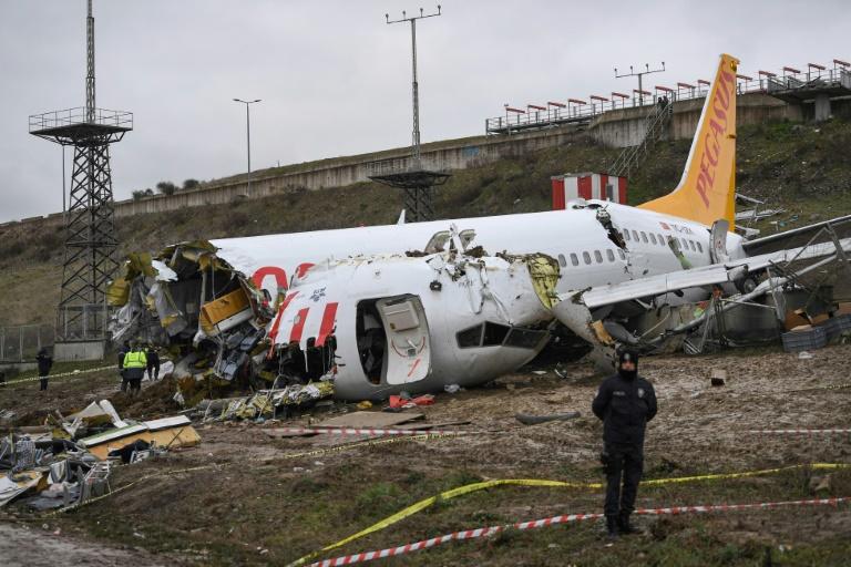 Accident d'avion en Turquie: enquête ouverte contre les pilotes