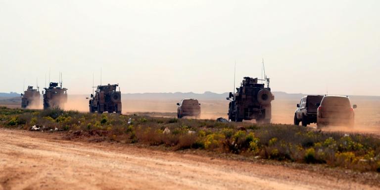 Syrie: Trump demande aux Européens de rapatrier leurs jihadistes prisonniers