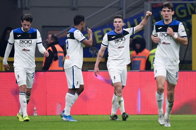 Atalanta end Fiorentina drought to consolidate fourth place